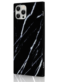 "[""Black"", ""Marble"", ""Square"", ""Phone"", ""Case"", ""#iPhone"", ""12"", ""/"", ""iPhone"", ""12"", ""Pro""]"