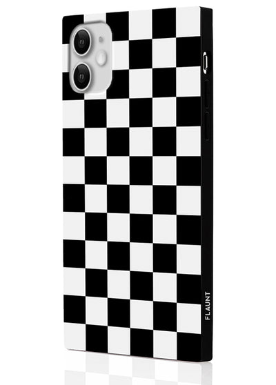 Checkered Square Phone Case #iPhone 11