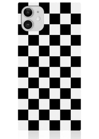 "[""Checkered"", ""Square"", ""iPhone"", ""Case"", ""#iPhone"", ""11""]"