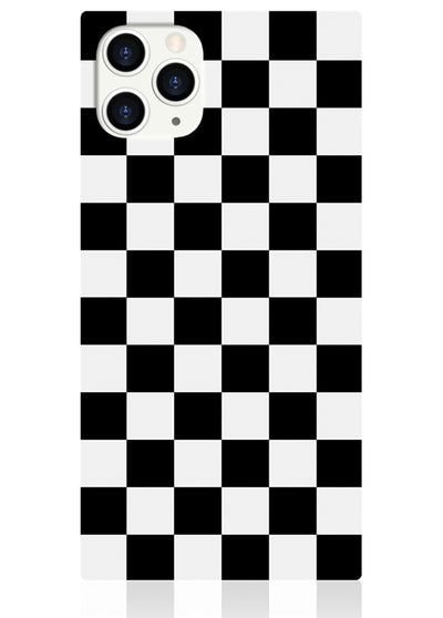 Checkered Square iPhone Case #iPhone 11 Pro