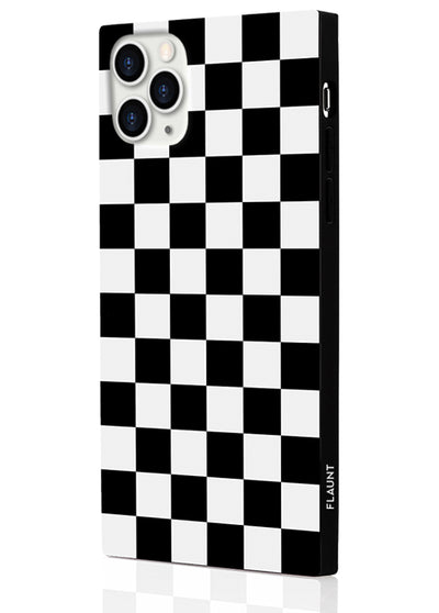 Checkered Square Phone Case #iPhone 11 Pro Max