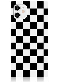 "[""Checkered"", ""Square"", ""iPhone"", ""Case"", ""#iPhone"", ""12"", ""Mini""]"