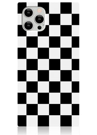 "[""Checkered"", ""Square"", ""iPhone"", ""Case"", ""#iPhone"", ""12"", ""/"", ""iPhone"", ""12"", ""Pro""]"