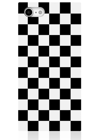 Checkered Square iPhone Case #iPhone 7/8/SE (2020)