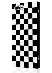 "[""Checkered"", ""Square"", ""Phone"", ""Case"", ""#iPhone"", ""7"", ""Plus"", ""/"", ""iPhone"", ""8"", ""Plus""]"