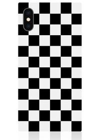 "[""Checkered"", ""Square"", ""iPhone"", ""Case"", ""#iPhone"", ""X"", ""/"", ""iPhone"", ""XS""]"