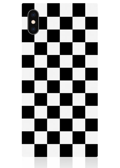 Checkered Square iPhone Case #iPhone XS Max