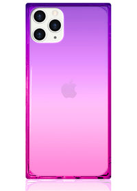 "[""Ombre"", ""Pink"", ""and"", ""Purple"", ""Square"", ""iPhone"", ""Case"", ""#iPhone"", ""11"", ""Pro""]"