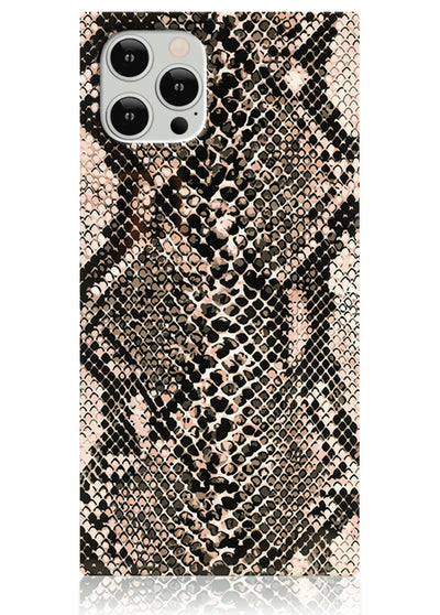 Python Square iPhone Case #iPhone 12 / iPhone 12 Pro