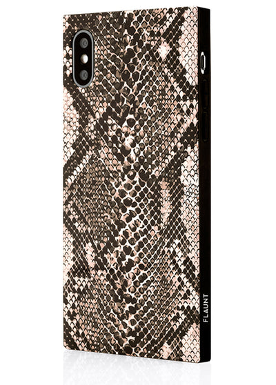 Python Square Phone Case #iPhone XS Max