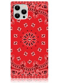 "[""Red"", ""Bandana"", ""Square"", ""iPhone"", ""Case"", ""#iPhone"", ""12"", ""/"", ""iPhone"", ""12"", ""Pro""]"
