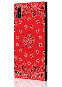 "[""Red"", ""Bandana"", ""Square"", ""Phone"", ""Case"", ""#iPhone"", ""XS"", ""Max""]"