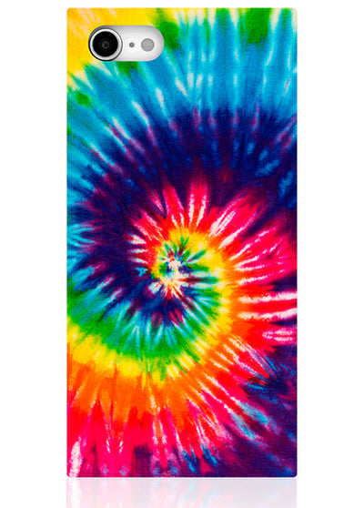 Tie Dye Square iPhone Case #iPhone 7/8/SE (2020)