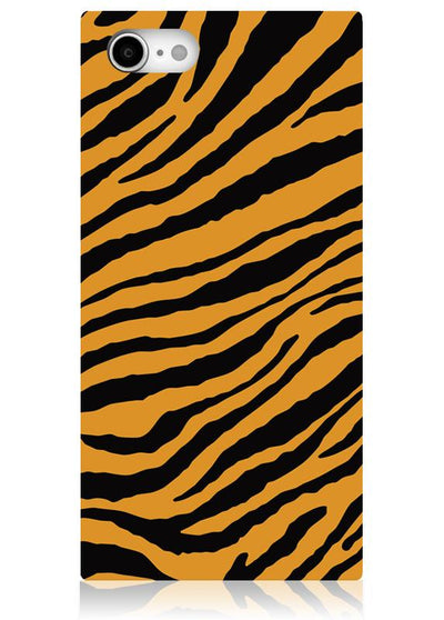 Tiger Square iPhone Case #iPhone 7/8/SE (2020)