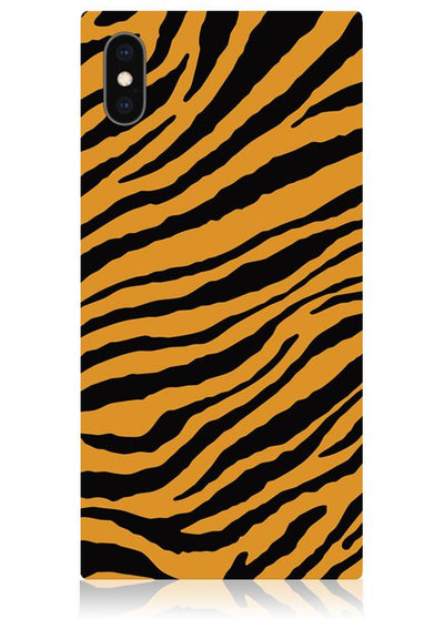 Tiger Square iPhone Case #iPhone XS Max