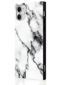 "[""White"", ""Marble"", ""Square"", ""Phone"", ""Case"", ""#iPhone"", ""11""]"