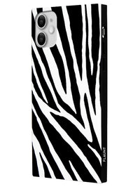 "[""Zebra"", ""Square"", ""Phone"", ""Case"", ""#iPhone"", ""11""]"