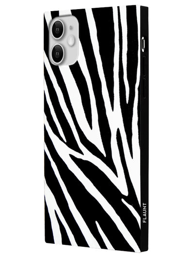 Zebra Square Phone Case #iPhone 11