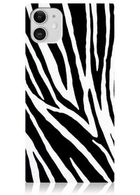 "[""Zebra"", ""Square"", ""iPhone"", ""Case"", ""#iPhone"", ""11""]"
