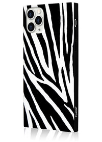 "[""Zebra"", ""Square"", ""Phone"", ""Case"", ""#iPhone"", ""11"", ""Pro""]"