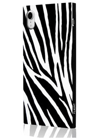 "[""Zebra"", ""Square"", ""Phone"", ""Case"", ""#iPhone"", ""XR""]"