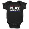Play Hockey Infant Bodysuit