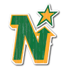 Retro Minnesota North Stars Inspired Sticker