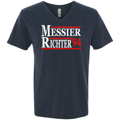 Messier Richter 94 Party Men's Triblend T-Shirt