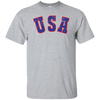 USA Hockey Inspired Cotton T-Shirt