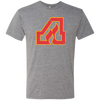 Retro Atlanta Flames Men's Triblend T-Shirt