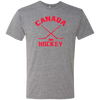 Retro Canada Hockey Men's Triblend T-Shirt