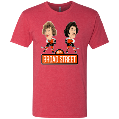 Broad Street 1974 Men's Triblend T-Shirt