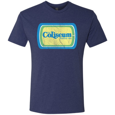 The Coliseum Men's Triblend T-Shirt