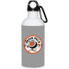 Retro Peter Puck Stainless Steel Water Bottle