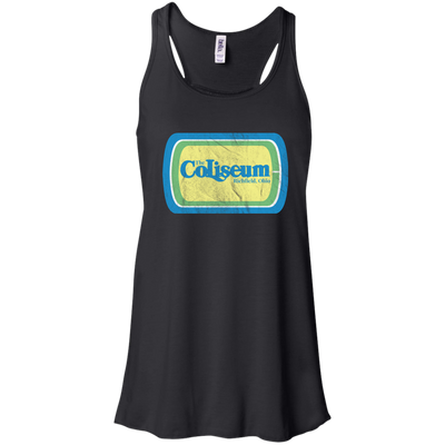 The Coliseum Flowy Racerback Tank