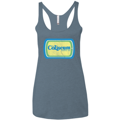 The Coliseum Ladies' Triblend Racerback Tank