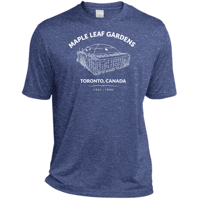 Maple Leaf Gardens Sports Performance Shirt