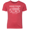 Chicago Stadium Retro Kids Shirt