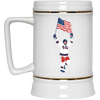 Miracles Beer Stein 22oz.