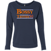 Bossy Trottier 1980 Party Ladies' French Terry Scoop