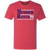 Red Messier Richter 94 Party Men's Triblend T-Shirt