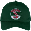 Retro Seattle Metropolitans Five Panel Twill Dad Cap