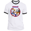 Retro Miracles They Do Exist Ringer Tee