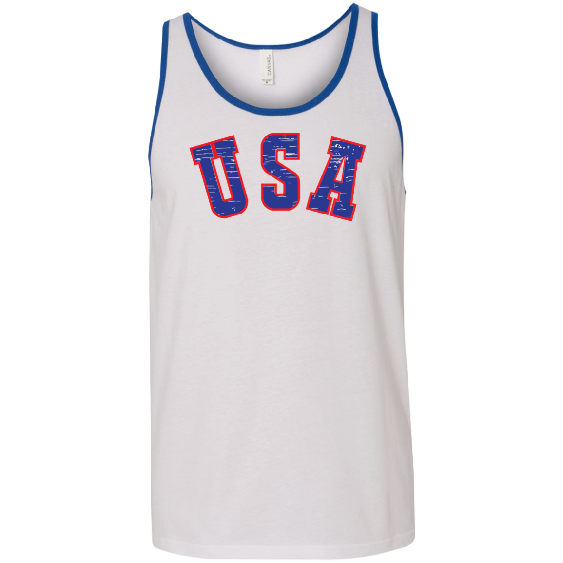 1980 USA Bella + Canvas Unisex Tank