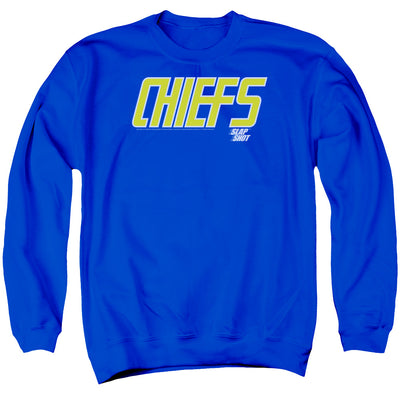 Slap Shot Charlestown Chiefs Logo Fleece