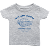 Retro Maple Leaf Gardens Kids Shirt