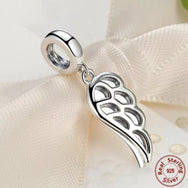 Charm Alas de Angel doble