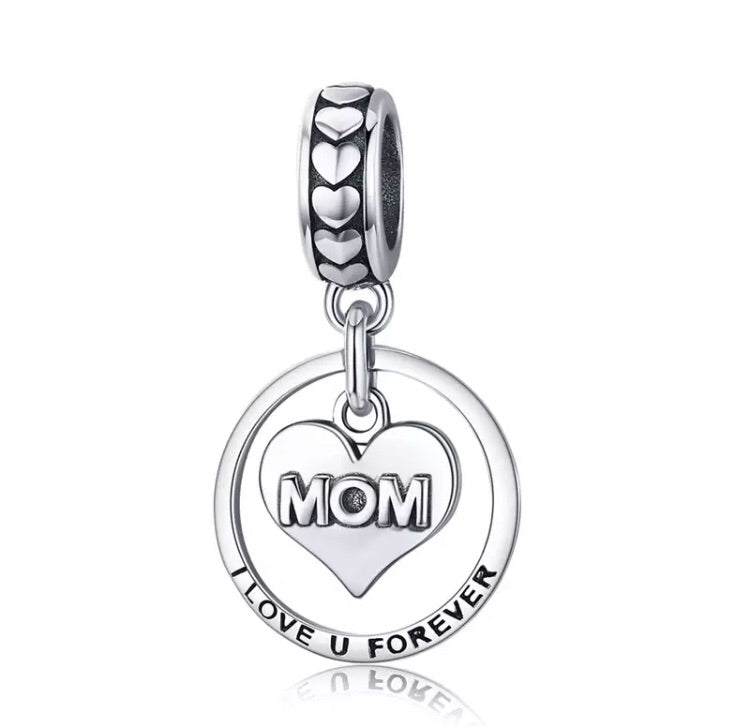 Charm Mom love you forever