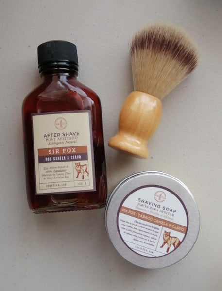Kit para afeitar Mr. Wild Boar  - Cosa Tica -