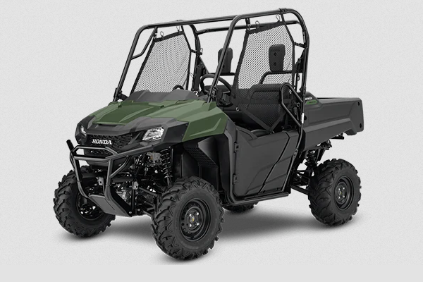 cheap honda pioneer side by side 2021